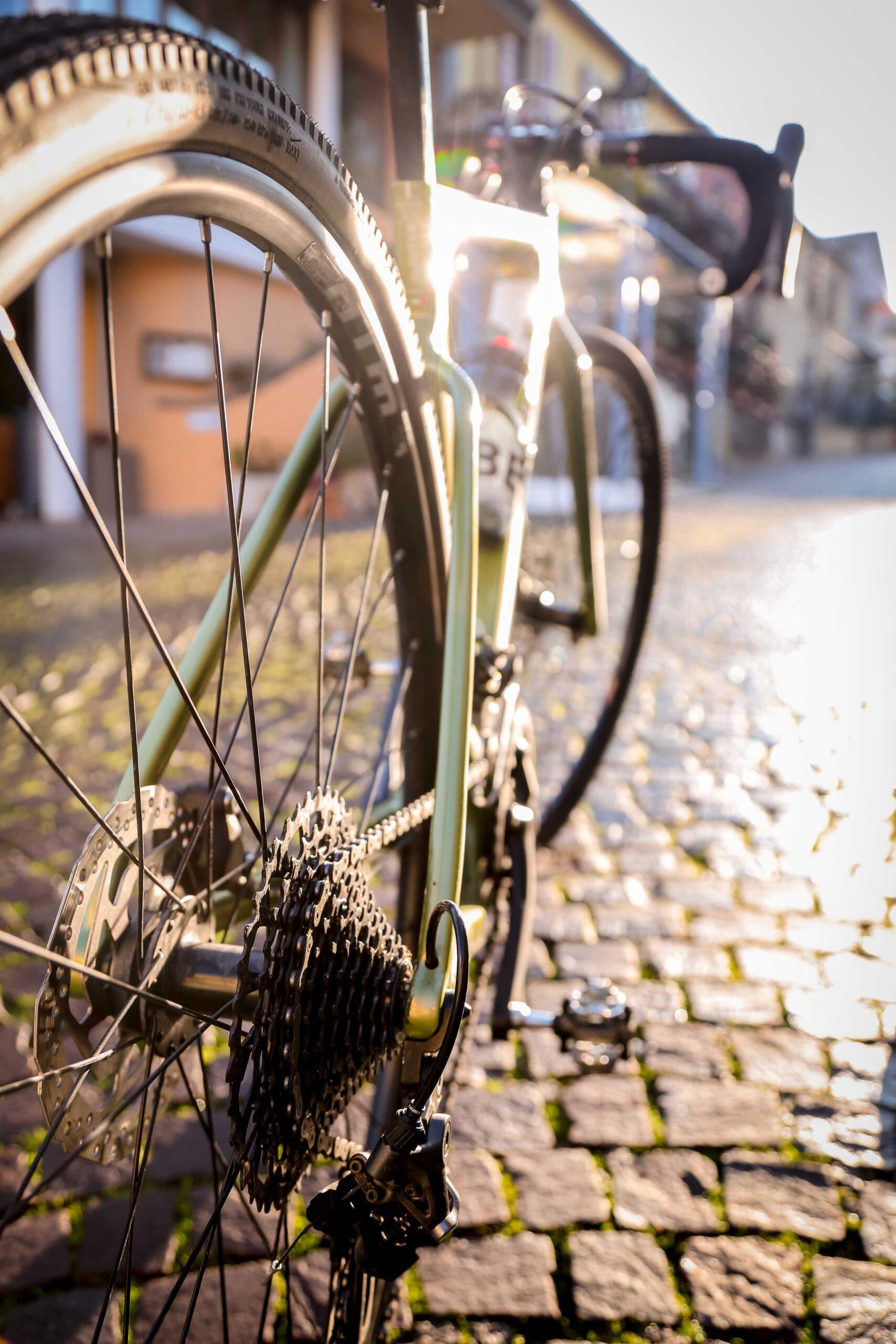 Via Panoramica 3T Gravel Bike