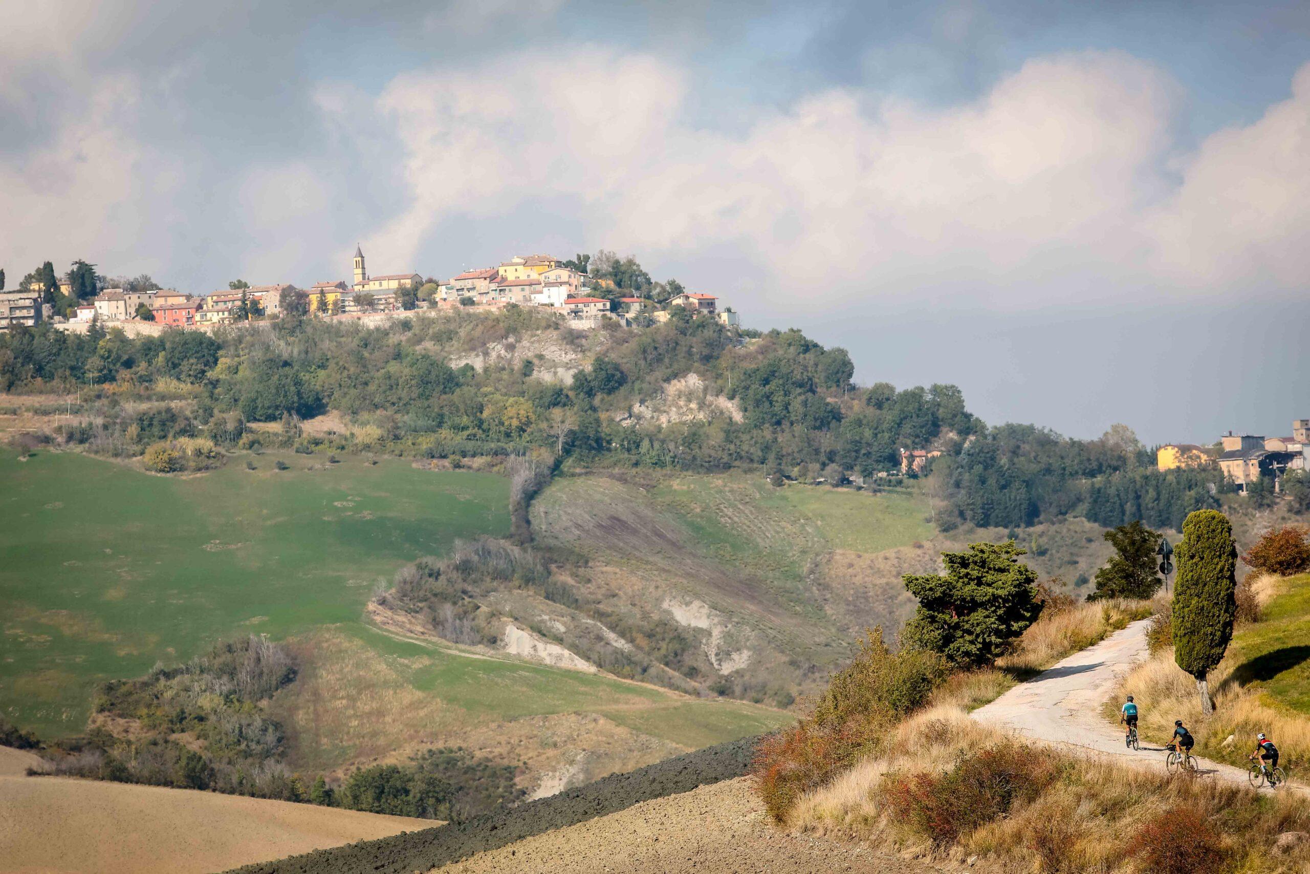 Via Panoramica tour